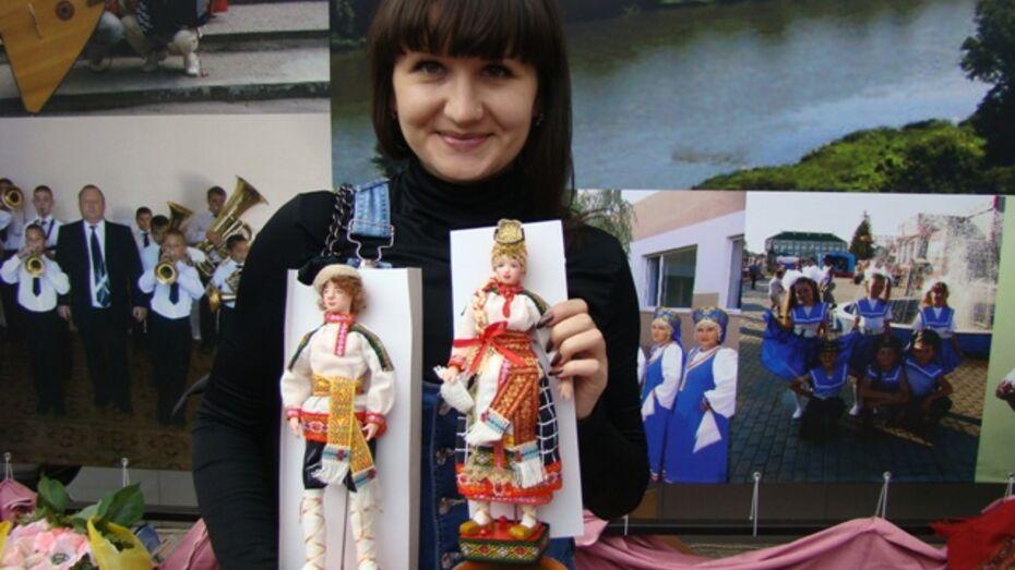 Жительница Новохоперска подарила кожу персонажам «Снежной королевы»