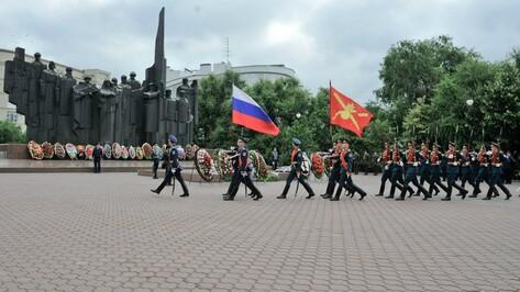 Площадь Победы в Воронеже отремонтируют к 20 апреля