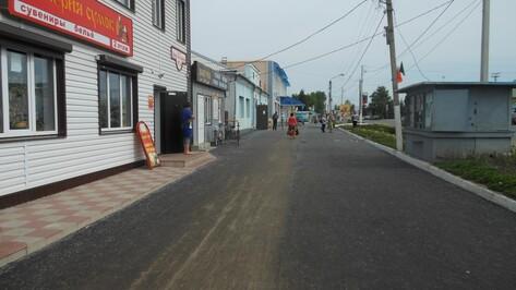 В поселке Подгоренский отремонтируют проблемные дороги