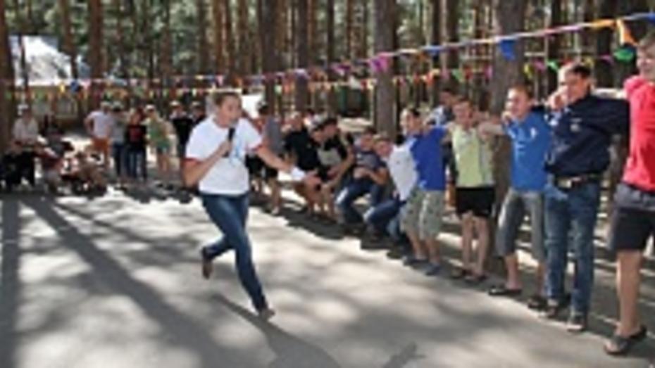 В Богучарском районе стартовал проект «Веселое лето»
