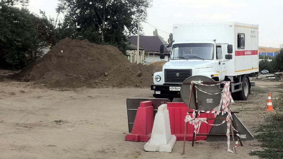 В пострадавшей от коммунальной аварии Россоши Воронежской области сняли режим ЧС