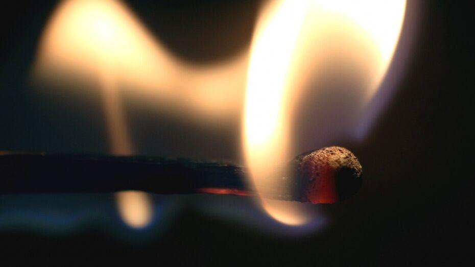 Под Воронежем девушка из мести подожгла дом приютившей ее знакомой