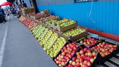 «Людям кушать надо». Как в Воронеже торгуют санкционными овощами и фруктами
