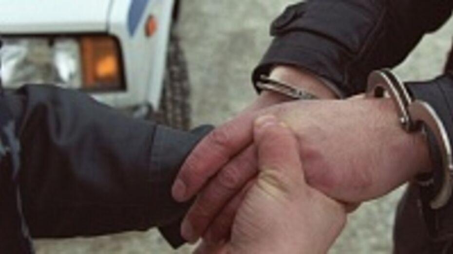 Двое пьяных воронежцев избили полицейского за замечание