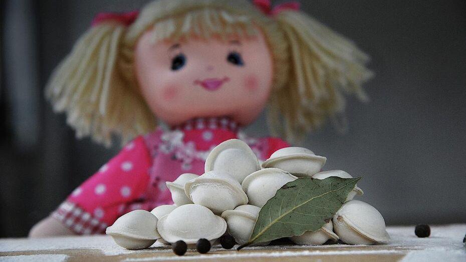Лепить пельмени и делать зарядку научат детей на онлайн-фестивале в Воронеже