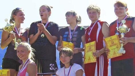 Бутурлиновские спортсменки заняли второе место во всероссийских соревнованиях «Оранжевый мяч»