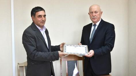 Посольство Афганистана выразило благодарность губернатору Воронежской области
