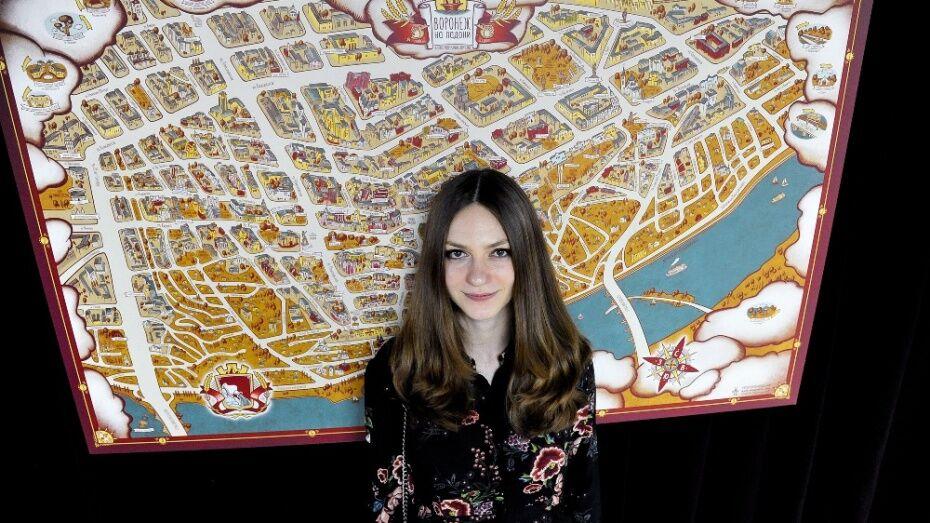 В Воронеже открыли сбор средств на англоязычную версию городской карты