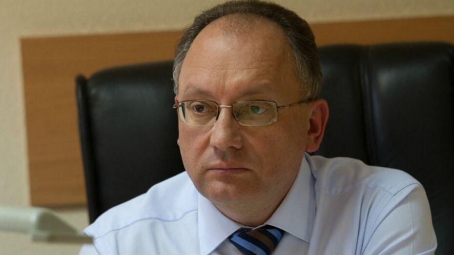 Владимир Астанин ушел с поста вице-мэра Воронежа по градостроительству