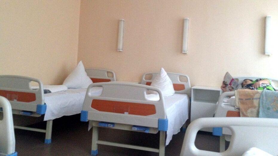 Гастроэнтерологических больных примет 8-я воронежская больница