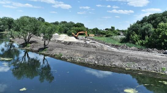 В Бутурлиновке на берегу реки Осередь сделают зону отдыха