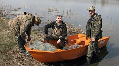 В Лискинском районе запретили рыбачить до 1 июня