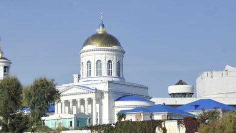 В Воронеже мужчина поджег Покровский собор