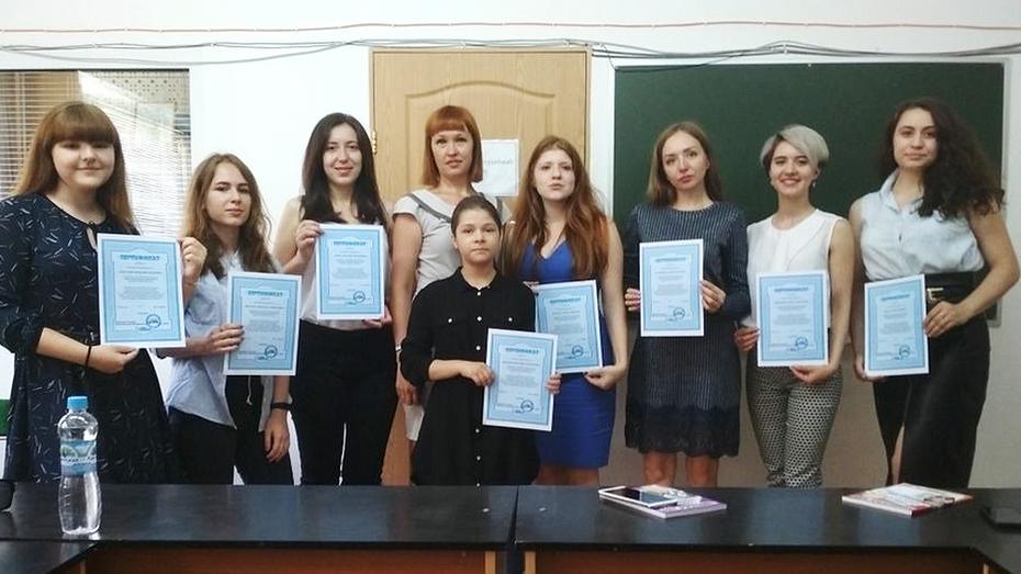 Школа межэтнической журналистики стартует в Воронеже в 4-й раз