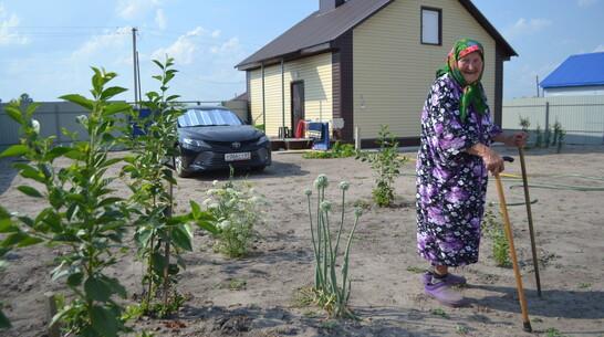 «Лучше прежнего». Как обживаются в новых домах погорельцы воронежской Николаевки