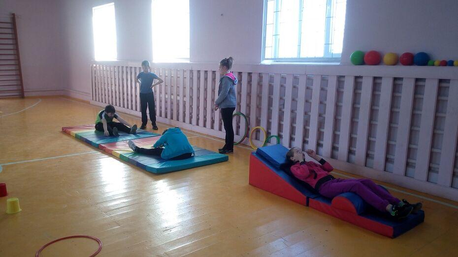 Поворинскую школу переоборудовали для удобства детей с ограниченными возможностями