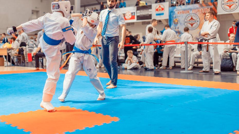 Воронежские каратисты стали сильнейшими в турнире на «Кубок Победы – 2021»