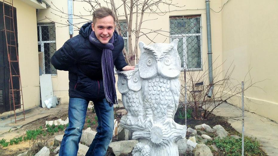 Телезнаток Борис Белозеров в Воронеже: «Бросил МГУ на втором курсе. Не мое это»