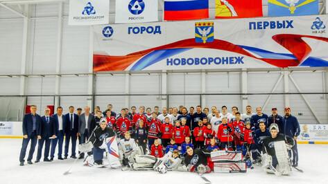 Воронежский «Буран» подарил Нововоронежской АЭС дополнительный «элемент безопасности»