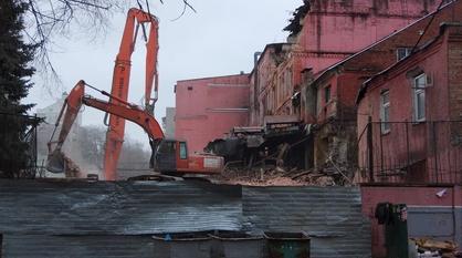 Заурядность или наследие? Как оценили снос старинных построек хлебозавода в Воронеже