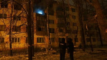 Очевидцы: в Воронеже на улице Космонавтов взорвался газ