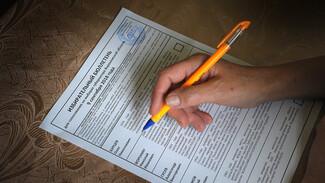 Избирком опубликовал предварительные итоги выборов губернатора Воронежской области