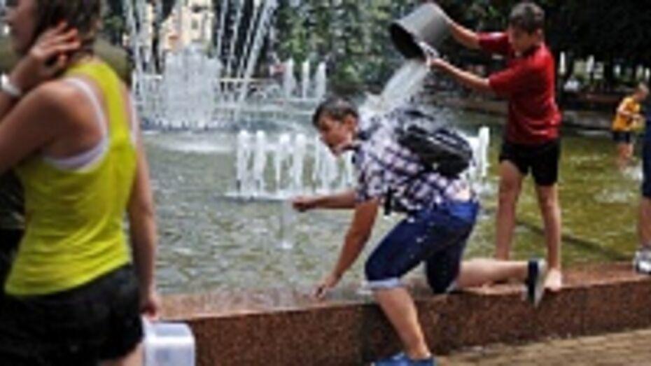 Четвертая водная битва этого лета пройдет в центре Воронежа 10 августа