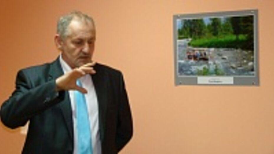 В Новохоперском краеведческом музее прошла презентация фотовыставки заслуженного путешественника России Николая Рундквиста