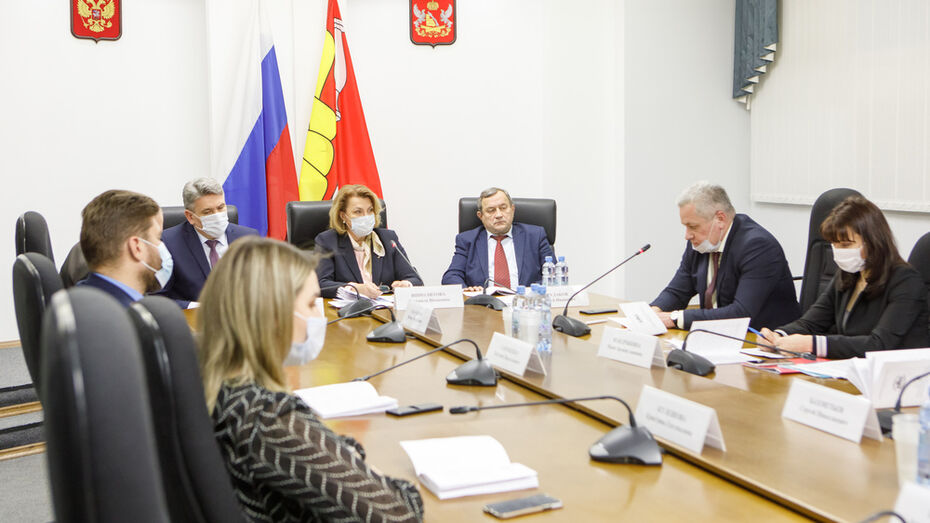 В Воронежской облдуме представили очередной рейтинг учреждений соцсферы