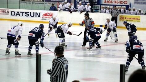 Хоккеисты «Россоши» обыграли «Тверичей» в овертайме