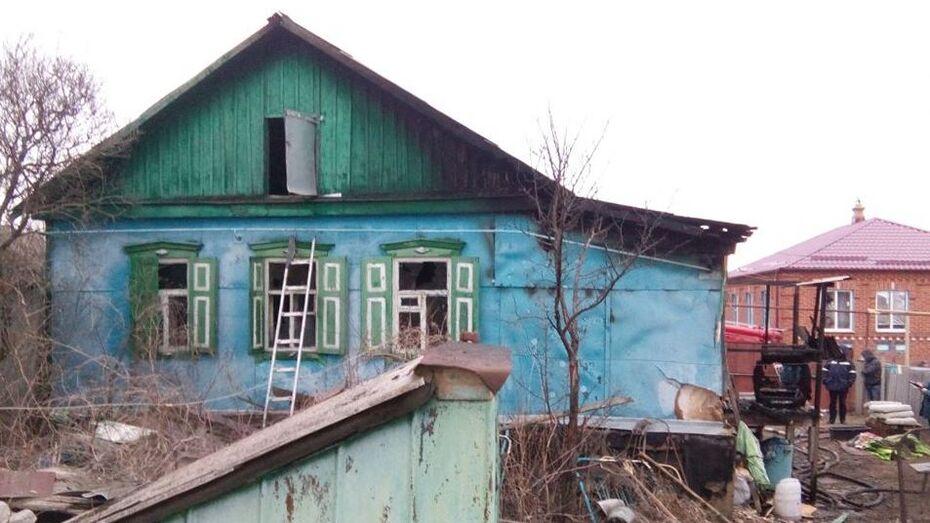 Четырехлетняя девочка и ее мать погибли на пожаре в Воронежской области
