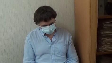 Повздорившего с полицейским воронежца заключили под стражу в Москве