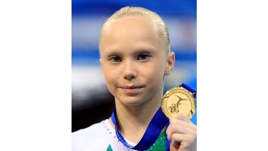 Воронежская гимнастка выиграла два «золота» чемпионата России