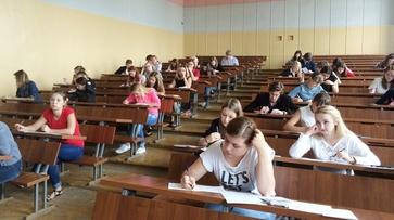 Тест РИА «Воронеж». Сравни себя с воронежскими абитуриентами