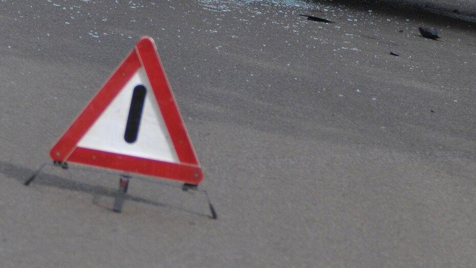 Три человека пострадали в ДТП с пассажирским автобусом в Воронеже