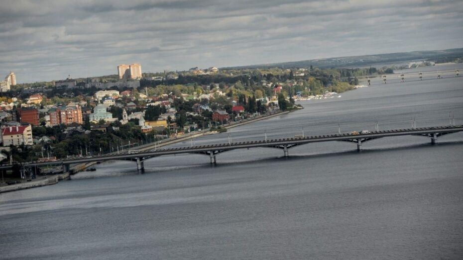 В Воронеже набережную на Левом берегу реконструируют к декабрю 2017 года