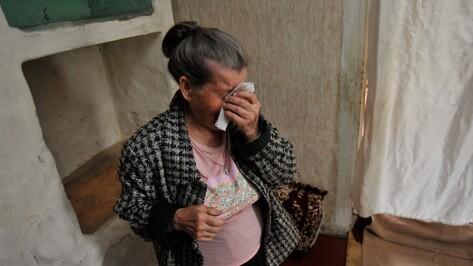 Анна на шее. Чиновники отправили старушку из Воронежской области в Грузию за гражданством
