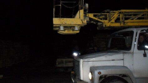 Спасатели предупредили о возможных повреждениях ЛЭП в Воронежской области