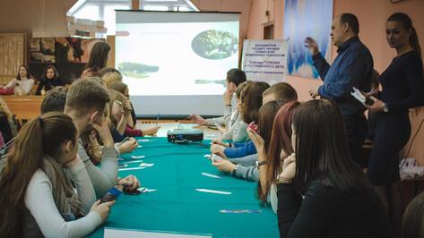Участники молодежного форума в Воронеже изобрели пищу будущего и съедобный пластырь