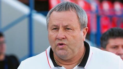 Наставник воронежского «Факела»: «Новичков в команде больше не будет»