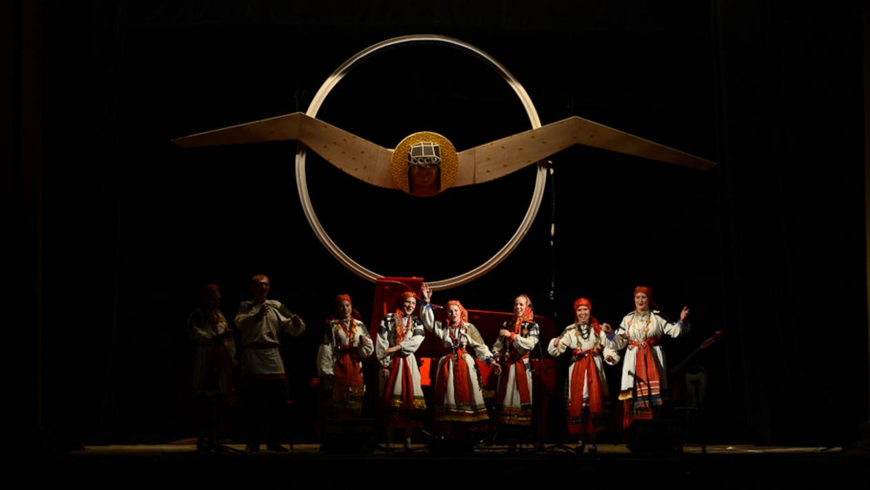 В Воронеже фестиваль «Открыто!» завершился концертом классической музыки