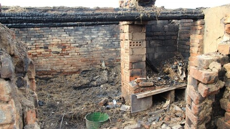 По факту смерти мальчика после пожара под Воронежем возбудили два уголовных дела