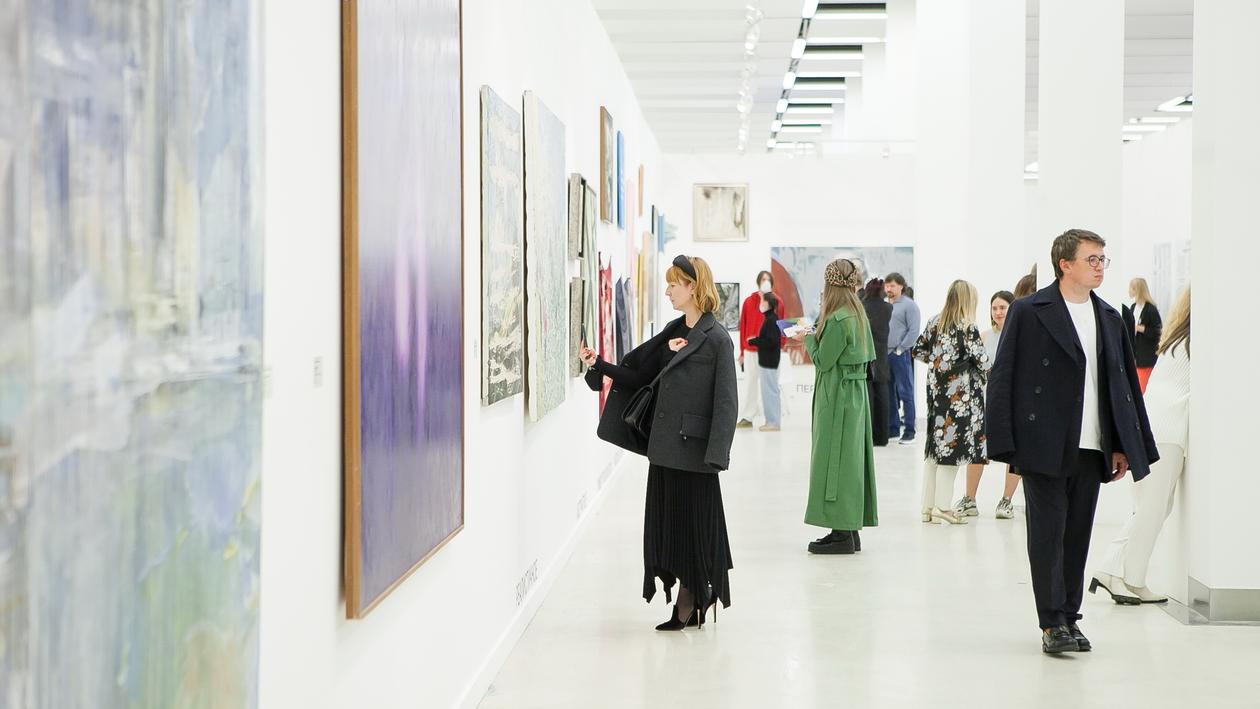 Не только любовь к искусству. Как «прозвучал» Воронеж на международной ярмарке Cosmoscow