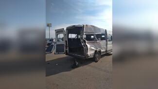 Уголовное дело возбудили после ДТП с микроавтобусом в Воронежской области