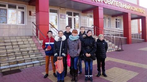 Таловские школьники взяли «серебро» на межрайонных соревнованиях по теннису