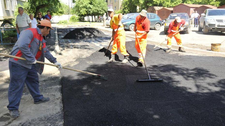 Власти Воронежской области поздравили работников дорожного хозяйства