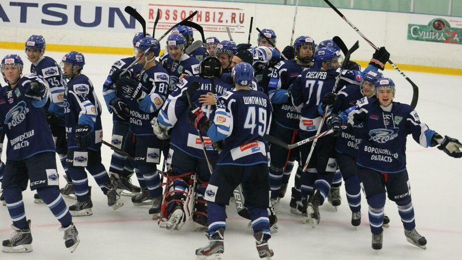 ХК «Россошь» вырвал победу у «Жальгириса» в третьем периоде