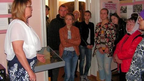 Бутурлиновский краеведческий музей присоединился к акции «Ночь музеев»