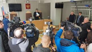 СКР прокомментировал приговор воронежского суда Александру Трубникову
