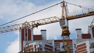 В 2014 году воронежские строители возвели 926 тысяч квадратных метров жилья